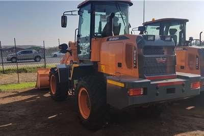 ENSIGN Ensign YX838 Wheel loader