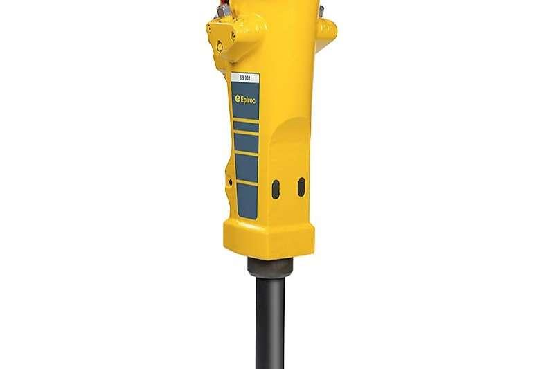 Epiroc Attachments Hydraulic hammers SB302 Hydraulic Breaker 2019