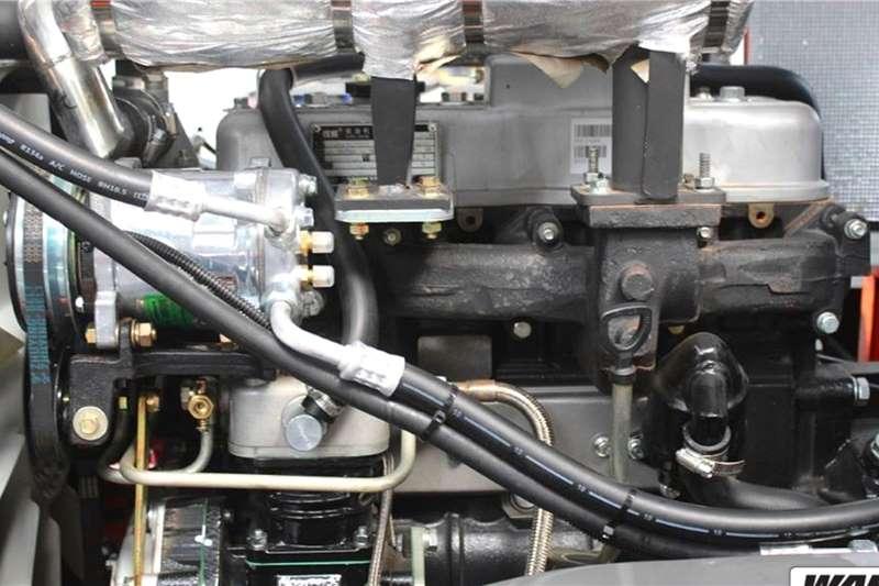Everun ER2500 4 Series 2.5 Ton Telescopic Loader Loaders