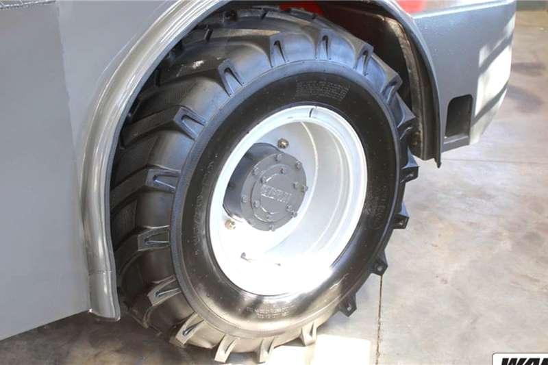 Everun ER2500 4 Series 2.5 Ton Telescopic Loader Wheel loader