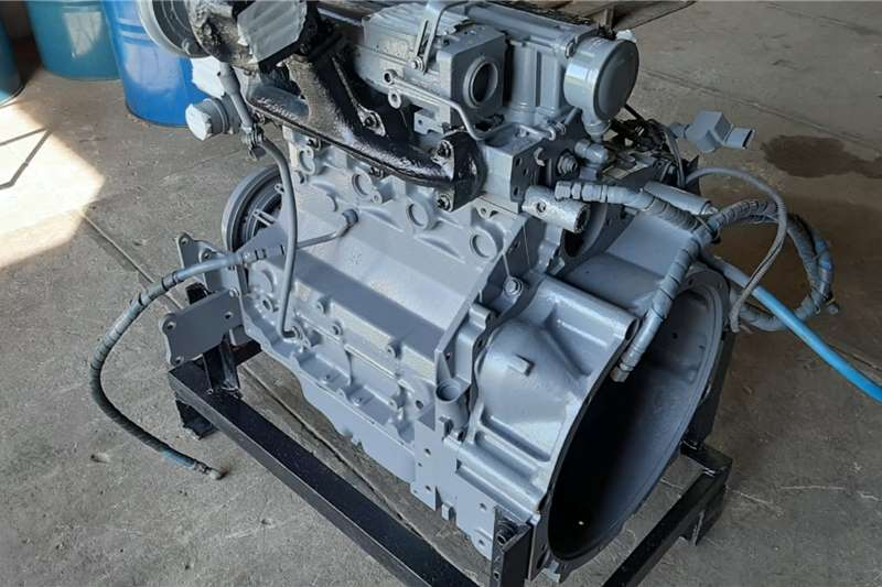 Deutz BF4M 2012 Engine Excavators