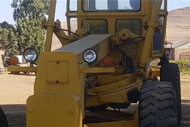 Dresser A608 Grader Excavators