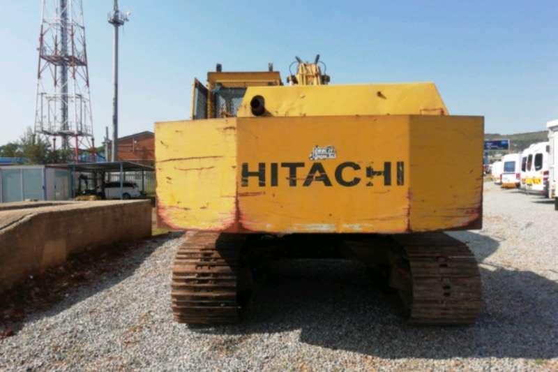 1982 Hitachi  HITACHI SP 1589 EXCAVATOR R249000