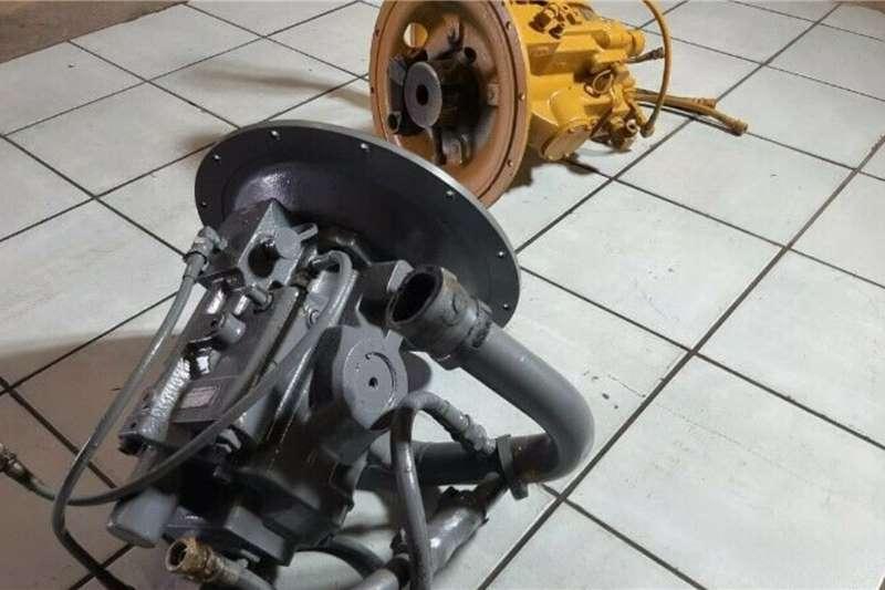 Excavators Hydraulic Pump Rexroth A10VD43