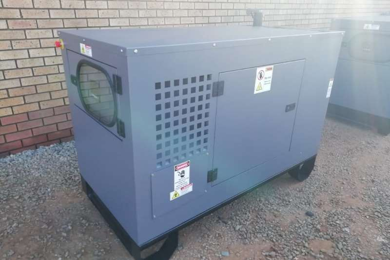 FAWDE Gensets 40KVA 2019