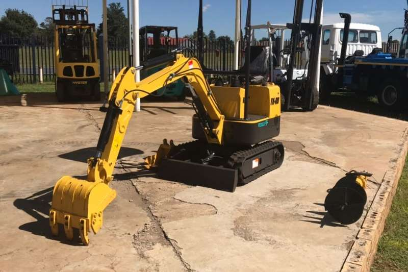 Feeler Excavators NEW   FEELER FX08 Mini Excavator 2019