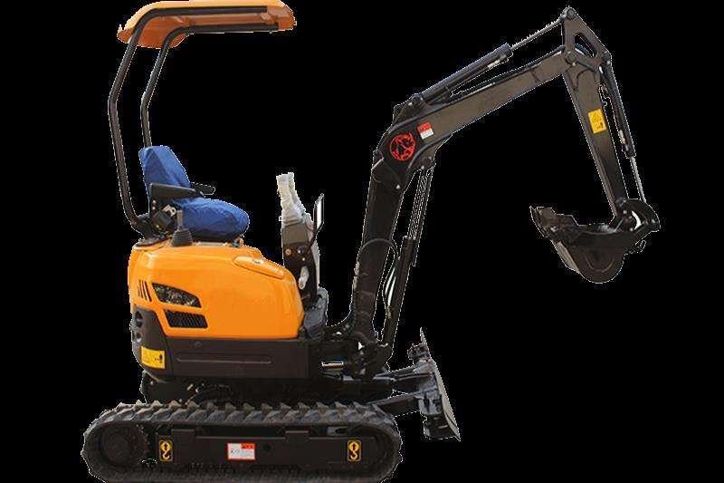 Feeler Excavators New   Feeler FX16 1600KG Excavator 2020