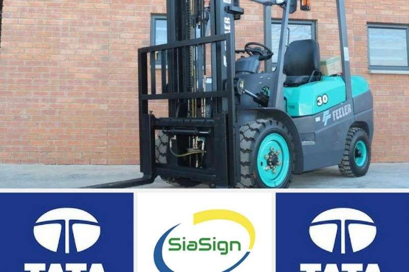 Feeler Forklifts NEW  FD30 Diesel 3 TON ISUZU engine 2019