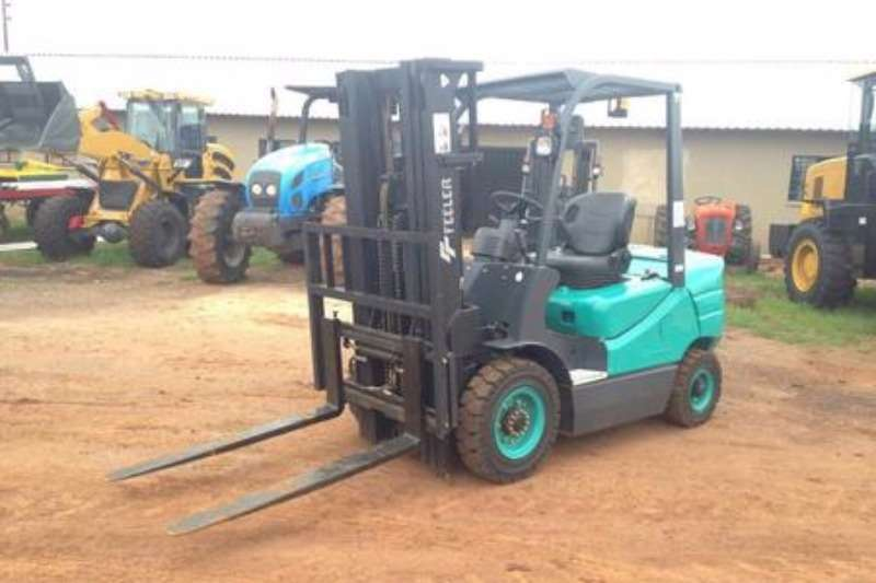 Feeler Forklifts New   Feeler FD25 2.5 TON A490 Xinchai Engine 2020