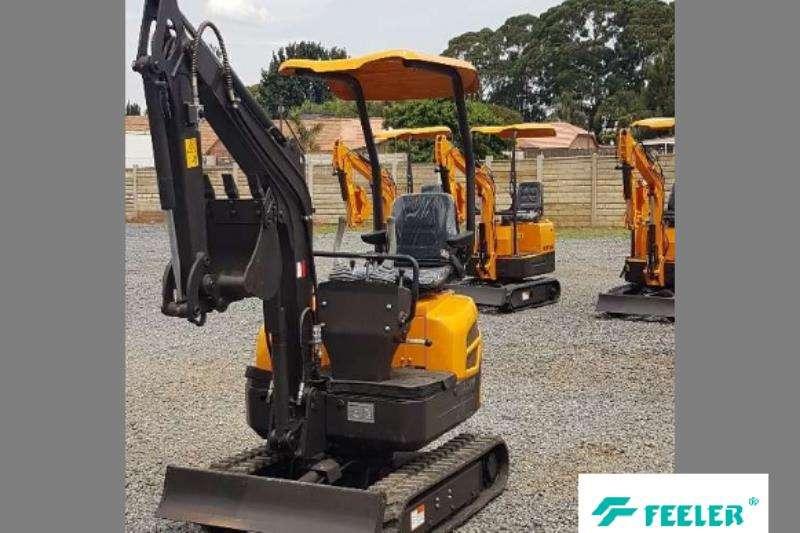 Feeler Farming FX16 Mini excavators