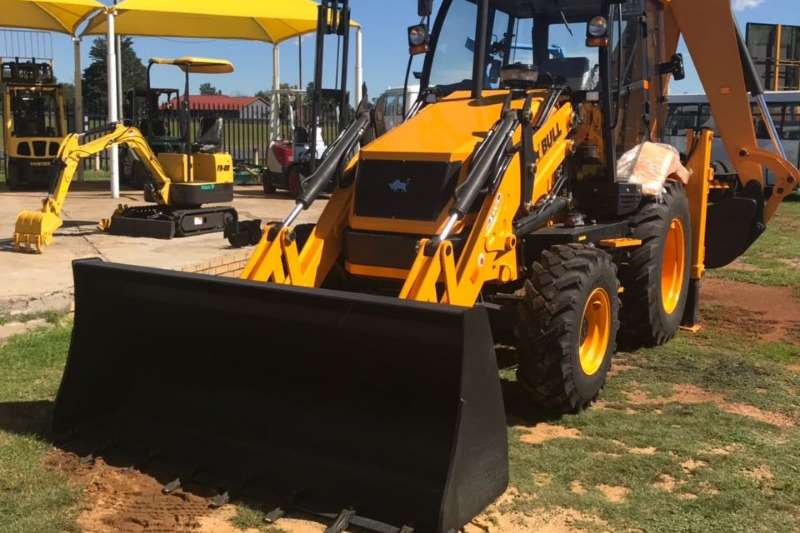 Feeler TLBs NEW   BULL   HD60 Backhoe TLB 2019