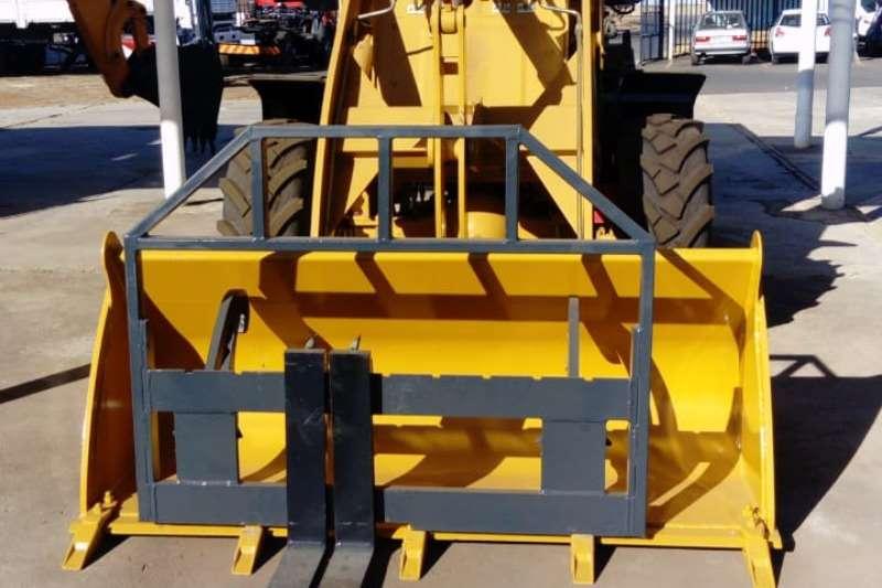 Feeler New   Feeler HD912 1.2 Ton Yunnei 490 Engine Wheel loader