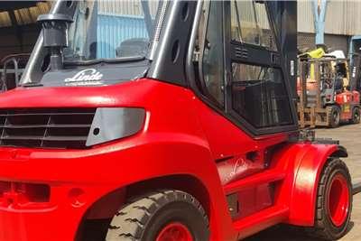 7 ton Linde Forklifts