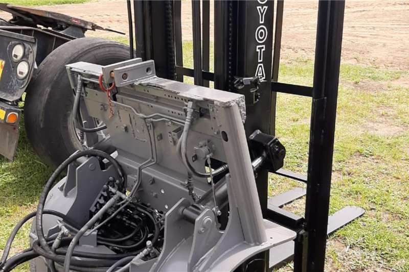 Forklifts Forklift Tractor Attachment Attachments