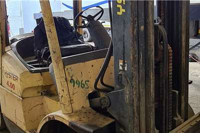 Diesel forklift HYSTER 4.00 DIESEL FORKLIFT Forklifts