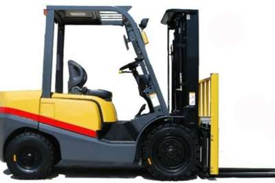 Forklift TCM 4 Ton Diff and Gearbox Forklifts