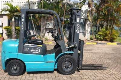 Forklifts Diesel forklift Baoli KBD25 Forklifts