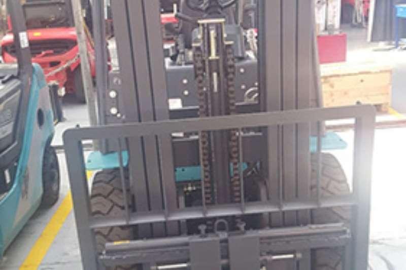 Forklifts Forklifts Diesel forklift KBD25Baoli 2.5 ton 2017