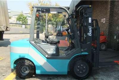 Forklifts Diesel forklift NEW Baoli 3 tonKBD35 Forklifts