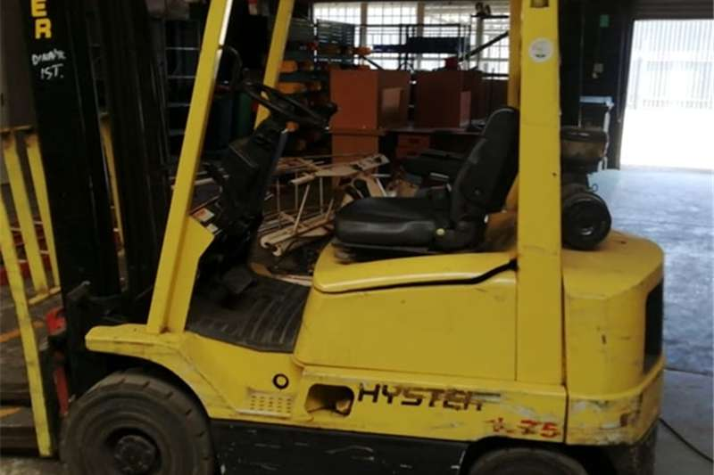 Forklifts Machinery for sale in South Africa on Truck & Trailer