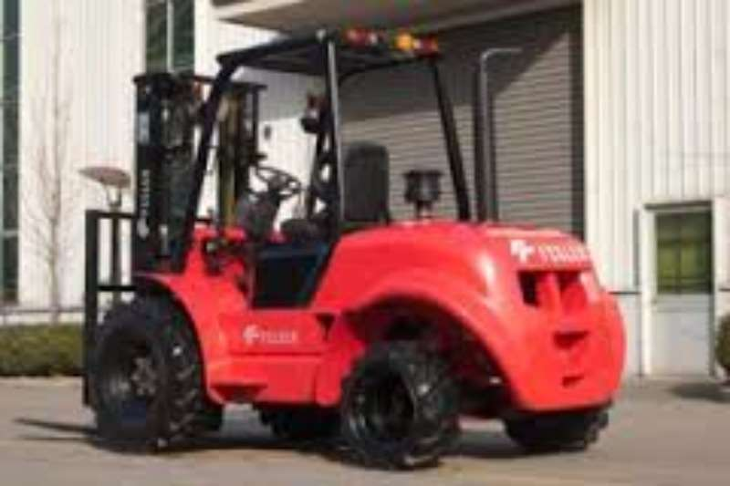Forklifts Forklifts Rhino heli 2.5 and 3 Ton Rough terrain 4 x 2 2020