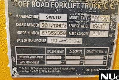 Forklifts SWLTD FORKLIFT Forklifts