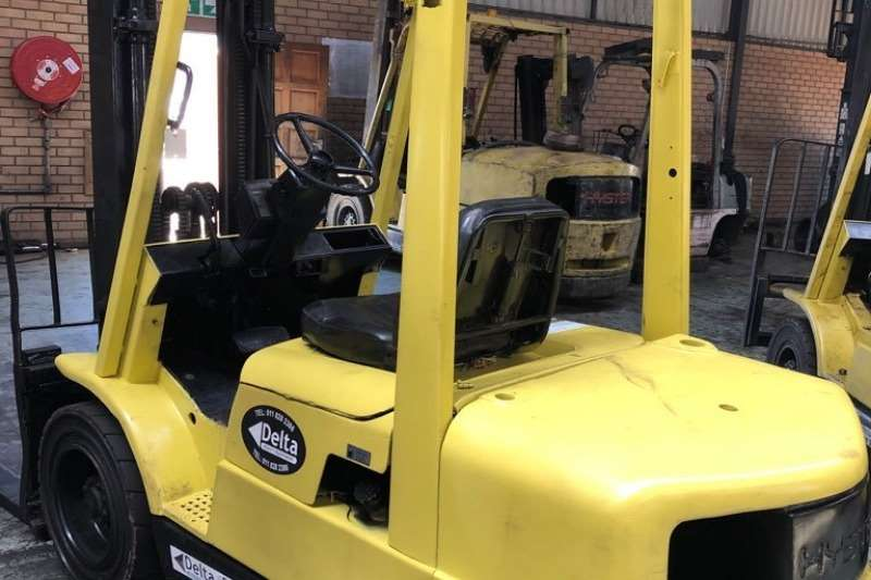 2018 Hyster