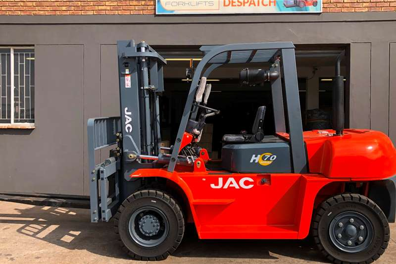 2020 JAC  CPCD70 7.0TON 3M STANDARD