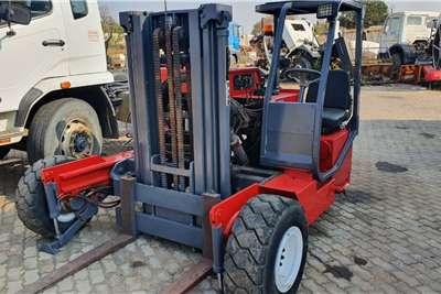 Moffett truck mounted Forklifts