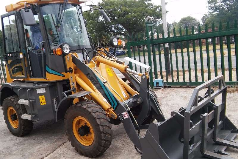 Forklifts New Loaders & Excavators from R297 000 2019