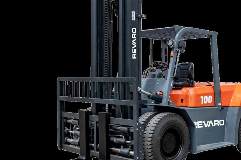 REVARO FD100D 10 TON Forklifts