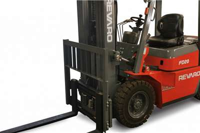 REVARO FD20D 2 TON Forklifts