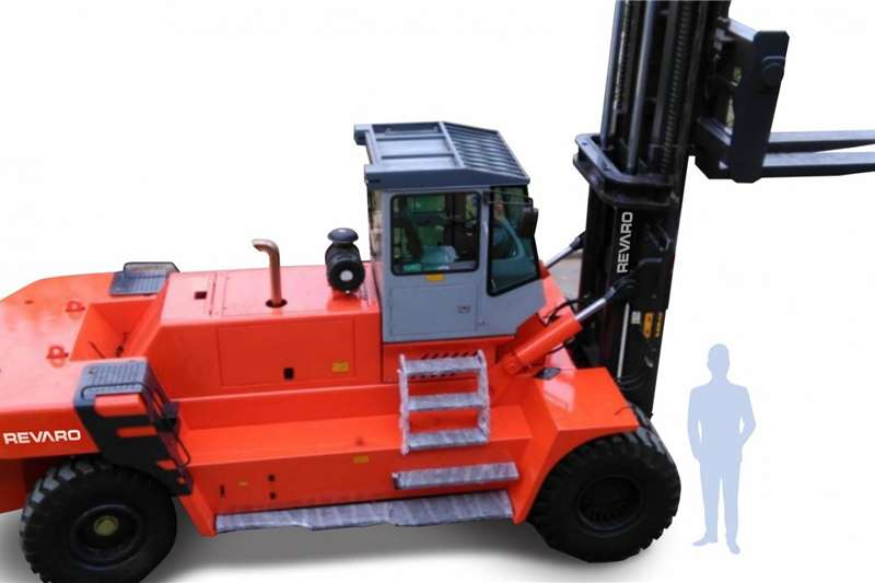 REVARO FD500D 50 TON Forklifts