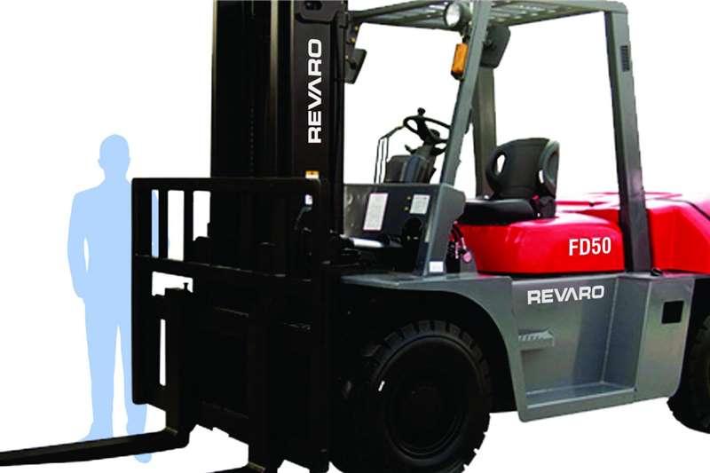 REVARO FD50D 5 TON Forklifts