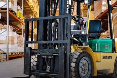 Shantui SF 30 Forklifts