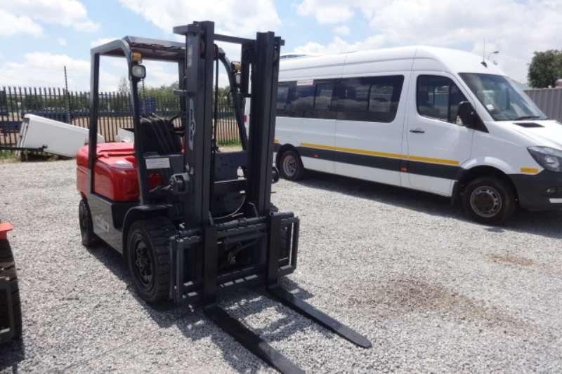 Forklifts Wecan CPCD30FR Forklift