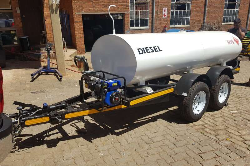 Fuel tankers 2000 Fuel trailers 2019