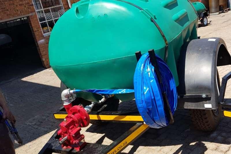 Fuel tankers 2500 liters 2019