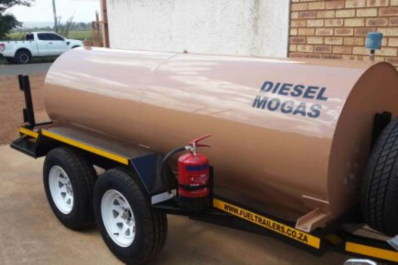 3000 Fuel trailers Fuel tankers