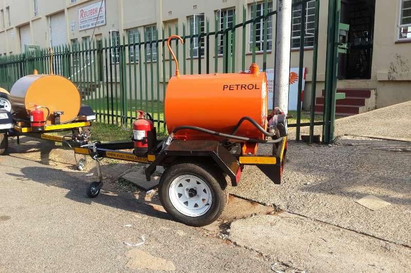 Fuel Tankers 500 liter diesel bowser 2019