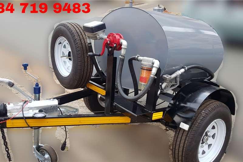 Fuel Tankers 500 Liters Diesel Bowser 2020