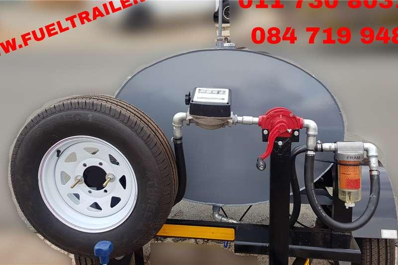 Fuel Tankers 500 Liters Diesel Trailer 2020