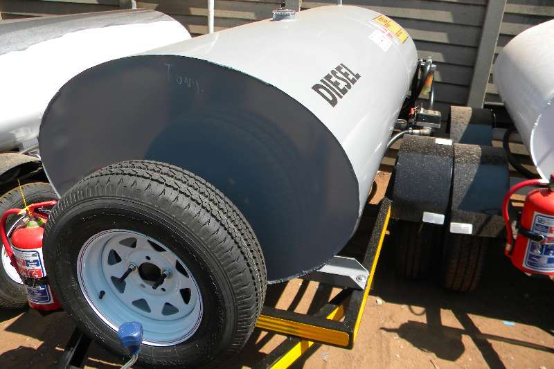 Fuel tankers Fuel Tankers 1500 liter 2020