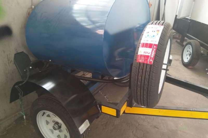 Fuel tankers Fuel Tankers 500 liter 2020
