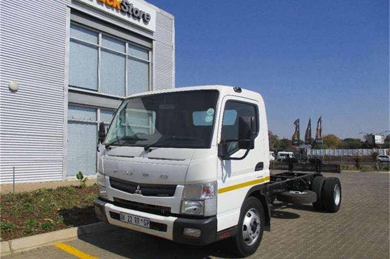 Fuso Others Canter FE7 150TF AMT Chassis Cab Fuso 2014