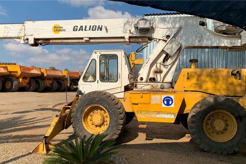 Galion 2001 GALION 150FA MOBILE CRANE Cranes
