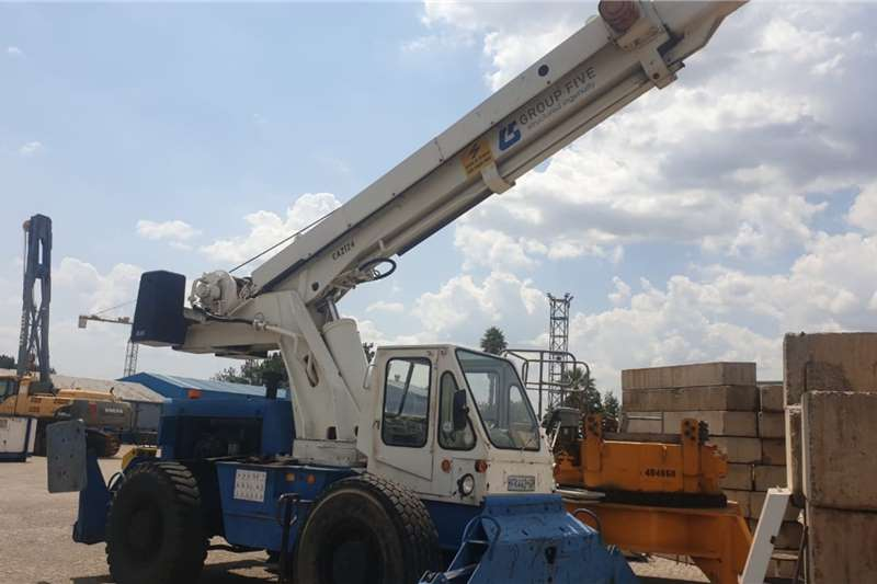 Galion MOBILE CRANE 15TON Cranes