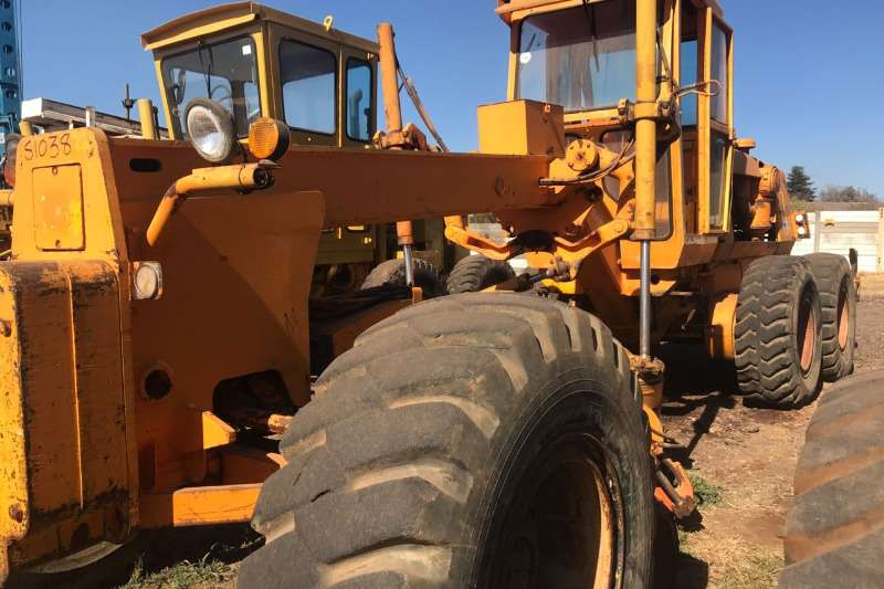 Galion Graders A600