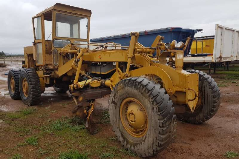 Galion Graders Galion T500A