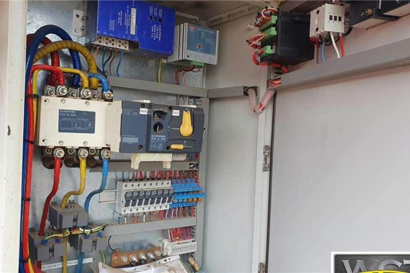 187 KVA 3 PHASE GENERATOR Generator
